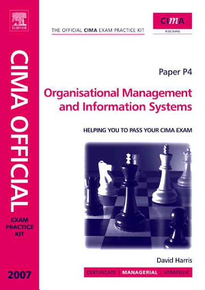 Organisational Management and Information Systems Systems PDF