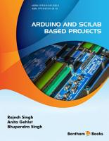 Arduino and Scilab based Projects PDF