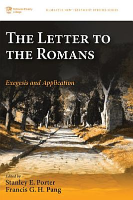 The Letter to the Romans PDF