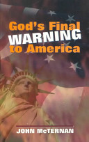 God s Final Warning to America Book