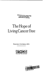 The Hope Of Living Cancer Free Book PDF