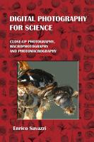 Digital Photography for Science PDF
