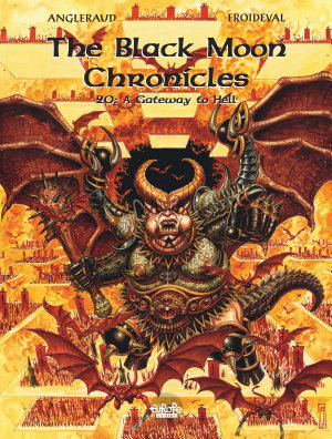 The Black Moon Chronicles   Volume 20   A Gateway to Hell PDF