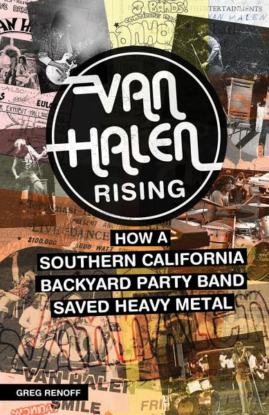 Download Van Halen Rising Book