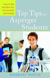 Top Tips for Asperger Students Book