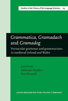 Grammatica  Gramadach and Gramadeg