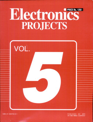 Electronics Projects Vol  5