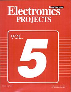 Electronics Projects Vol  5 Book