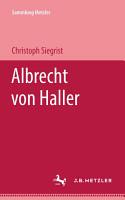 Albrecht von Haller PDF
