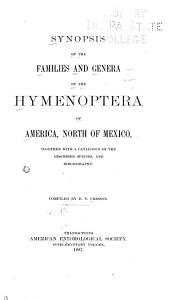 Synopsis of the Families and Genera of the Hymenoptera of America  North of Mexico Book