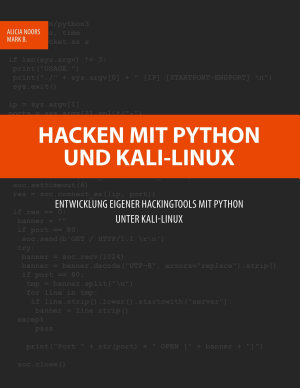 Hacken mit Python und Kali Linux PDF