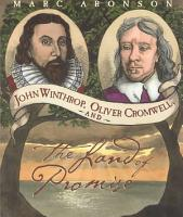John Winthrop  Oliver Cromwell  and the Land of Promise PDF