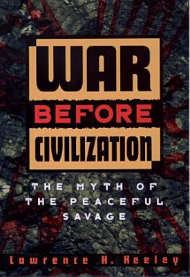 War Before Civilization PDF