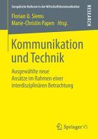 Kommunikation und Technik PDF