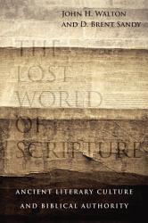 The Lost World of Scripture PDF