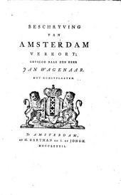 Beschryving van Amsterdam verkort: Volume 1