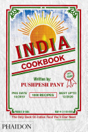 Download India  The Cookbook Book