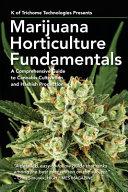 Marijuana Horticulture Fundamentals PDF