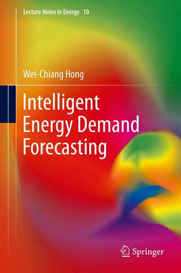 Intelligent Energy Demand Forecasting PDF