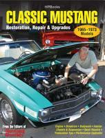 Classic Mustang HP1556 PDF