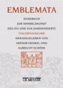 Emblemata   Handbuch zur Sinnbildkunst des XVI  und XVII  Jahrhunderts PDF