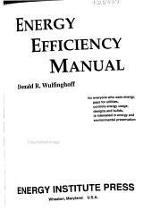 Energy Efficiency Manual