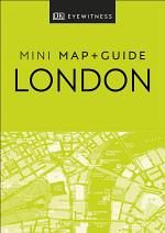 DK Eyewitness London Mini Map and Guide