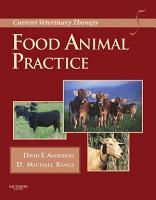 Current Veterinary Therapy   E Book PDF