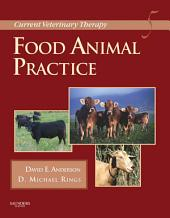 Current Veterinary Therapy - E-Book: Food Animal Practice, Edition 5