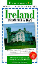 Frommer's Ireland from 45 Dollars a Day