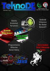 CW TeknoDe -1-: Cyber Warrior Tekno Dergi