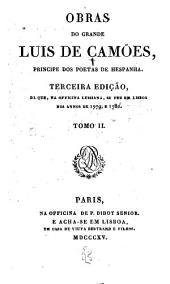 Obras do grande Luis de Camões ...: Volume 2