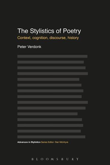 The Stylistics of Poetry PDF