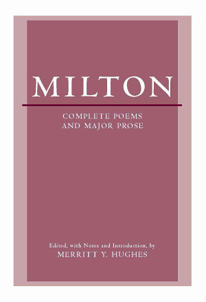Complete Poems and Major Prose PDF