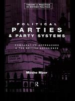 Political Parties and Party Systems