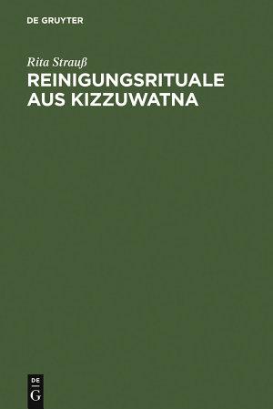 Reinigungsrituale aus Kizzuwatna PDF
