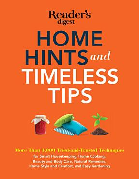 Home Hints and Timeless Tips PDF