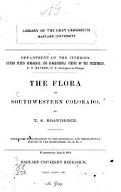 The Flora of Southwestern Colorado