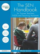 The SEN Handbook for Trainee Teachers  NQTs and Teaching Assistants PDF