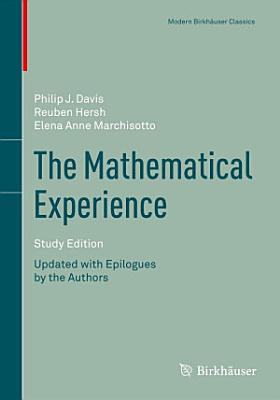 The Mathematical Experience  Study Edition PDF