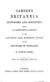 Camden's Britannia epitomized and continued