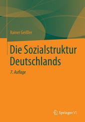 Die Sozialstruktur Deutschlands: Ausgabe 7