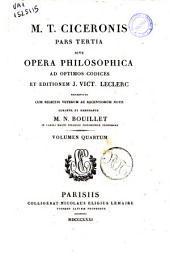Opera Philosophica ad Optimos Codices