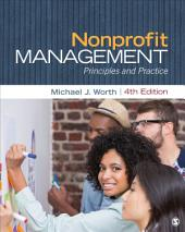 Nonprofit Management: Principles and Practice, Edition 4
