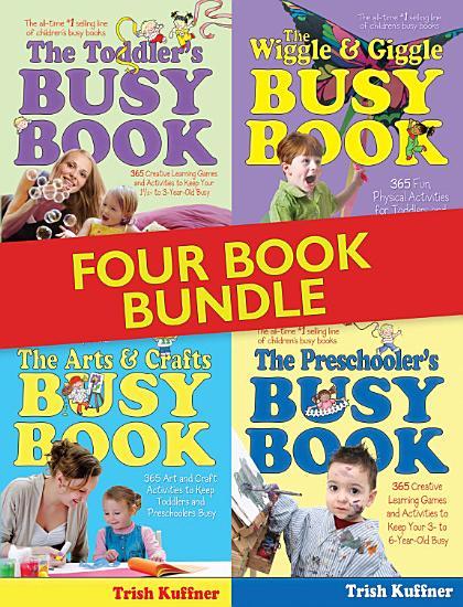 The Busy Book Ebook Bundle PDF