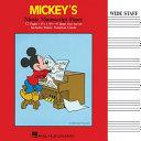 Mickey's Manuscript Paper