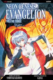 Neon Genesis Evangelion, Vol. 3 (2nd Edition): she gave me fruit of the tree, and I ate