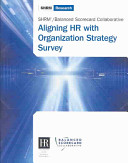 Aligning HR with Organization Strategy Survey PDF