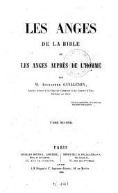 Les Anges de la Bible, ou, Les Anges auprès de l'homme