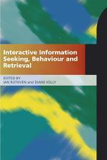 Interactive Information Seeking, Behaviour and Retrieval